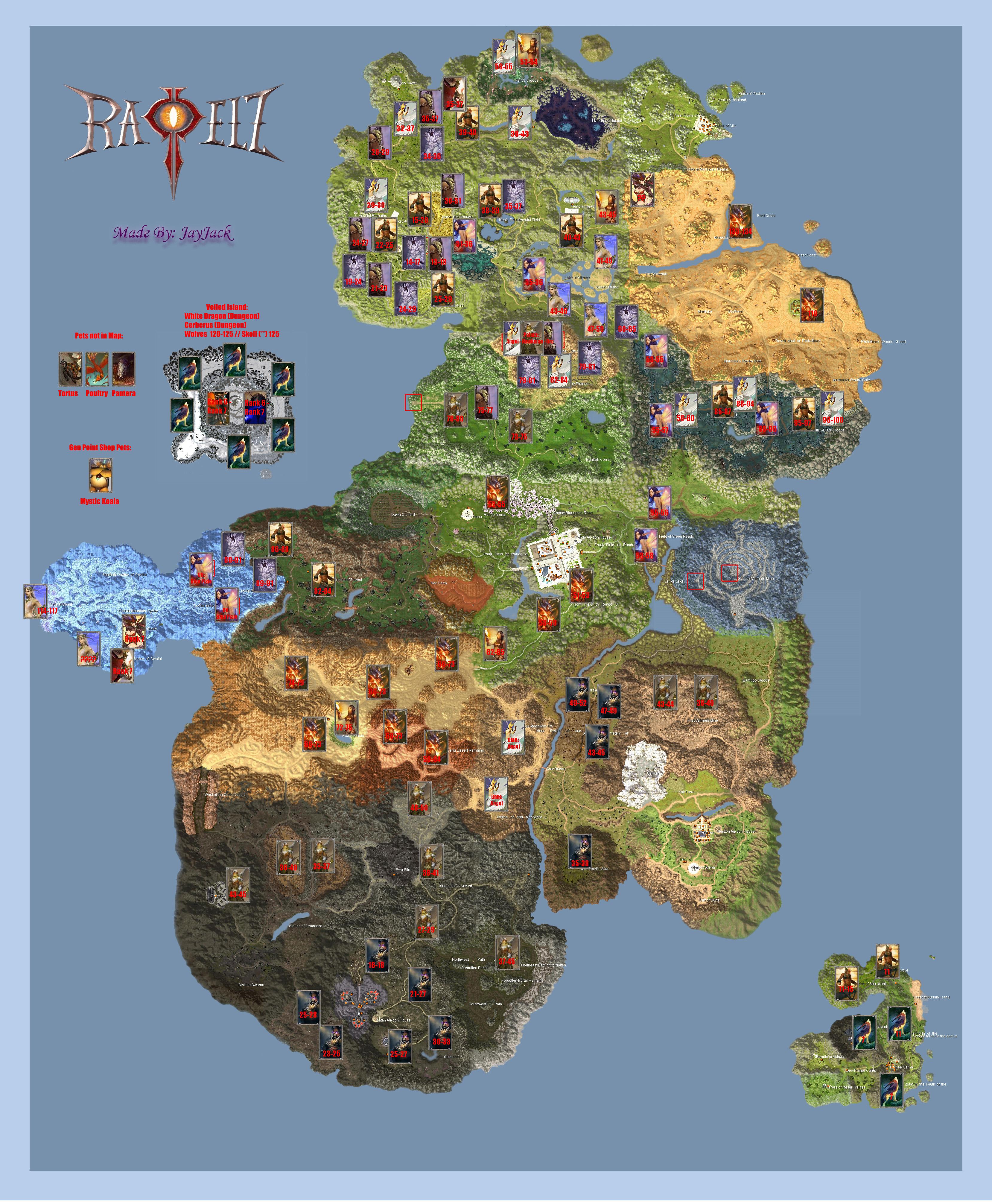 Карта дропа пет карт - мир - Гайды - Вещи в Rappelz - ГИ ...: http://tampler.clan.su/publ/8-1-0-26